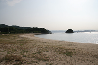 姫ケ浜海水浴場1